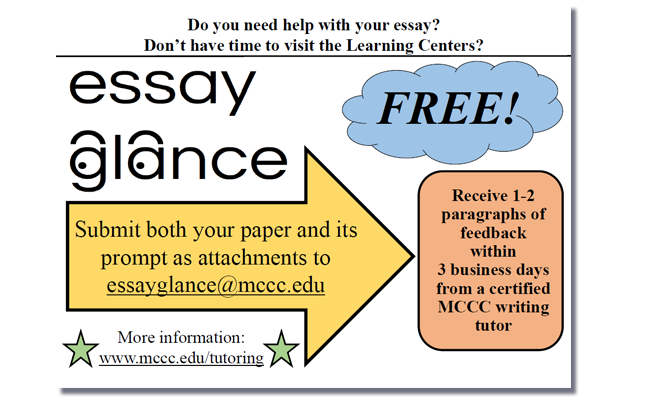 Mercer County Community College - Tutoring Services