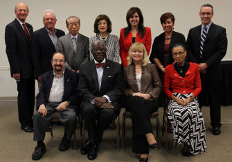 MCCC Foundation Board Members