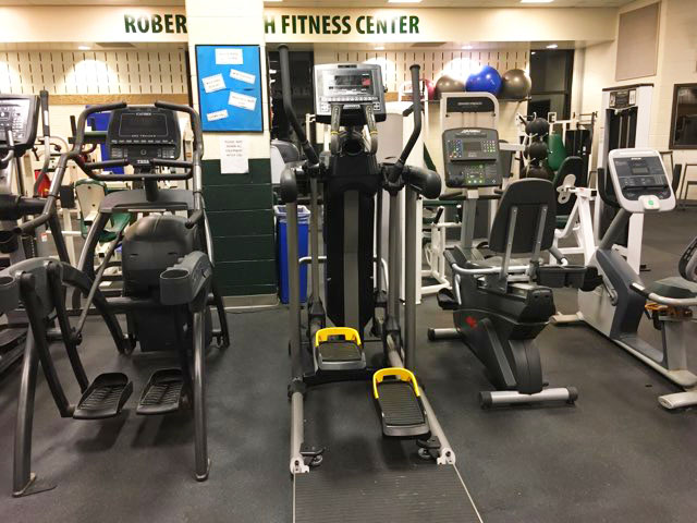 Mercer County Community College Recreation Fitness