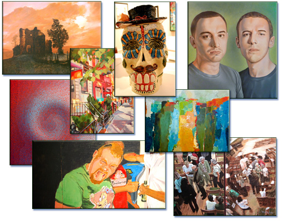 Mercer County Artists 2012