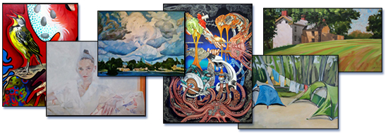 Mercer County Artists 2013