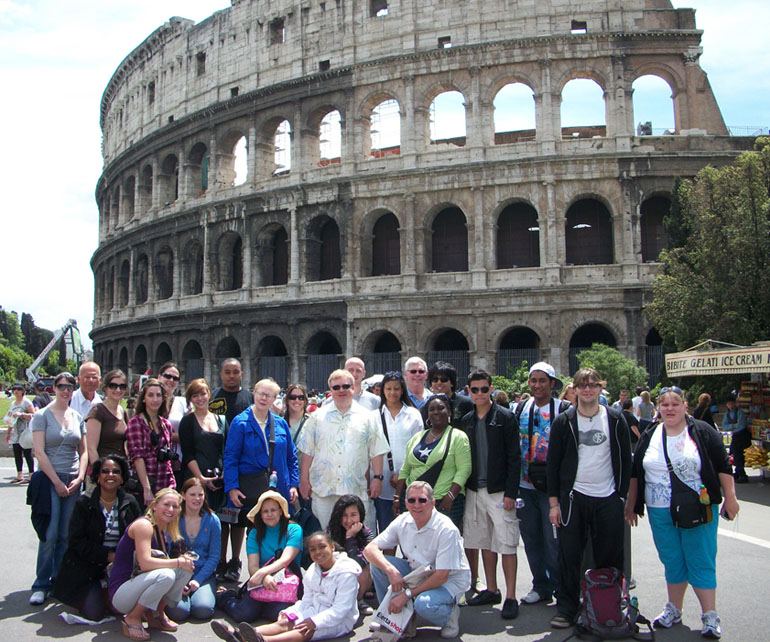 Mercer County Community College - Study Abroad