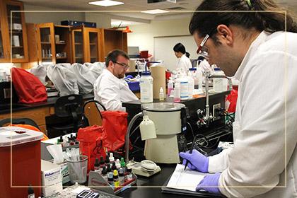 MCCC - Medical Laboratory Technology