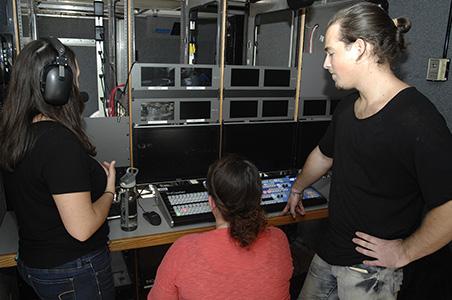 MCCC Mobile TV Production Unit