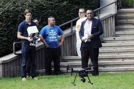 MCCC Drone Program Demo