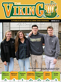 Viking Cover, Winter 2018