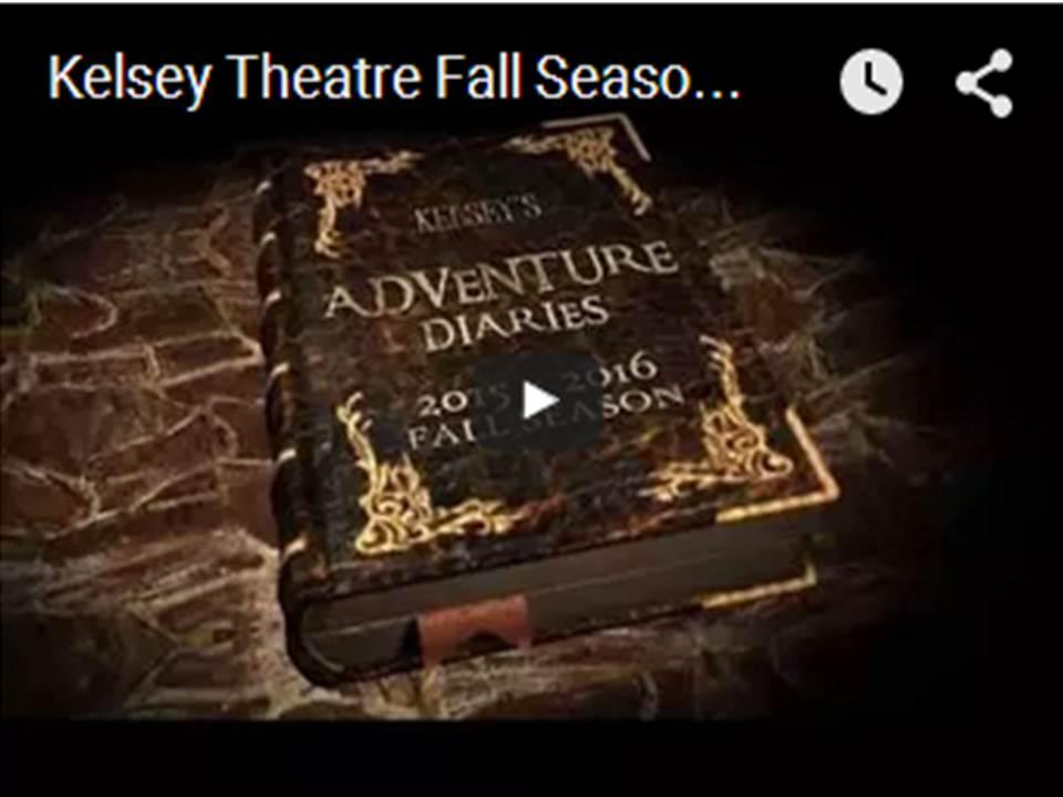 Kelsey Theatre promo