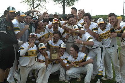 MCCC Baseball Team