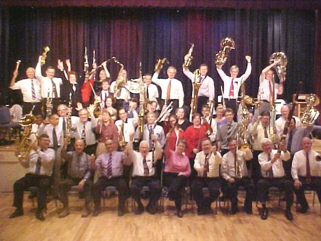 Mercer County Symphonic Band