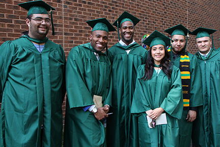 Mercer Grads