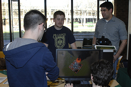 Game Design Students