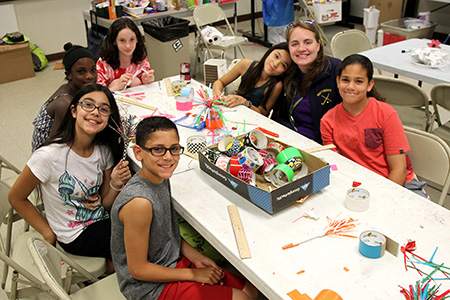 Summer Camp Craft Class