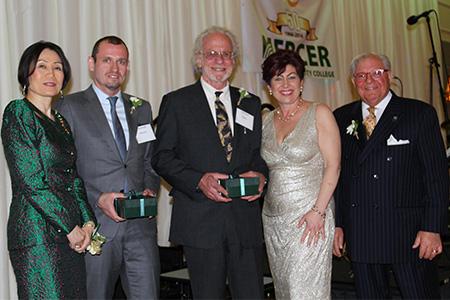 Gala Awardees