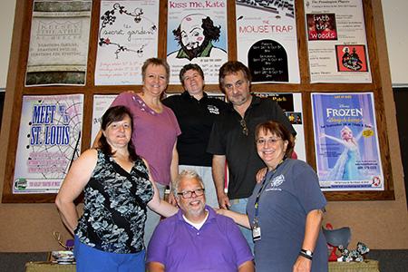 Kelsey Theatre Staff
