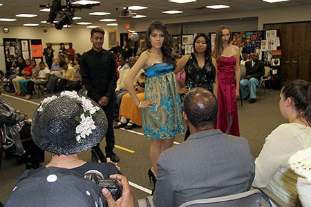 Trenton Makes Runway Show Is Triumphant Inaugural Event For Mccc Fashion Design Students