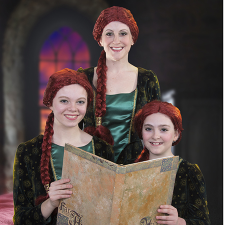 shrek the musical brings fractured fairytale fun to mccc s kelsey