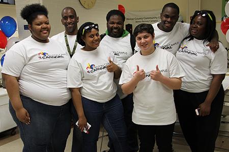Trenton Campus Volunteers