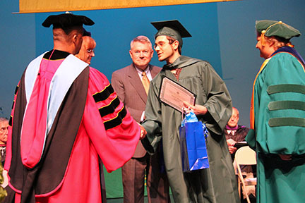 MCCC Celebrates High Achievers at Honors Convocation